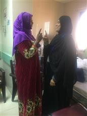 عاملة هندية ومريضة فلبينية تشهران إسلامهما على يد واعظات صندوق إعانة المرضى