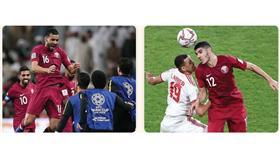 قطر تقصي الإمارات برباعية نظيفة