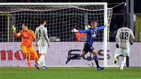 يوفنتوس يودع كأس إيطاليا ويسقط أمام أتالانتا بثلاثية