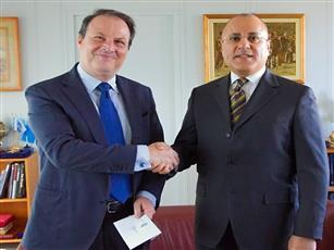 12 مليون دولار من الكويت لدعم البرامج الإنسانية اليمن