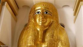 مصر تعرض مومياء «نجم عنخ».. بعد استرجاعه