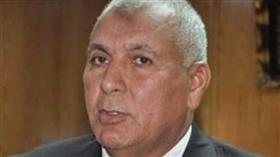 محافظ الوادي الجديد في مصر اللواء محمد الزملوط