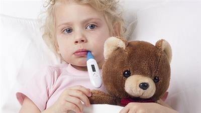 8 علامات تشير لإصابة طفلك بالتهاب المسالك البولية