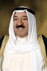 سمو الأمير يهنئ الرئيس العراقي بمناسبة ذكرى الاستقلال