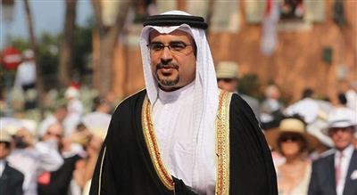 الأمير سلمان بن حمد آل خليفة، ولى عهد البحرين