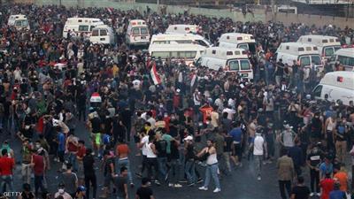 إيران تحترق.. في العراق
