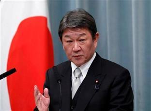 وزير خارجية اليابان: اتفاق التجارة مع أمريكا يدخل حيز التنفيذ في يناير