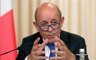 فرنسا: أمام إيران وأمريكا شهر للجلوس لطاولة التفاوض