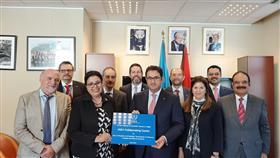 توقيع اتفاقية اعتماد معهد «الأبحاث» كمركز متعاون مع الوكالة الذرية