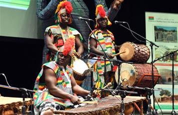 الأسبوع الثقافي لبوركينافاسو يستهل فعالياته في الكويت بحفل موسيقي ومعرض مميز
