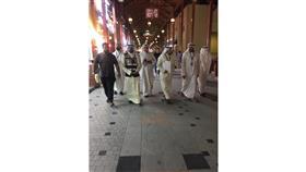 البلدية: تحرير 15 إنذاراً لإزالة المخالفات وتجميل واجهات المحلات في المباركية