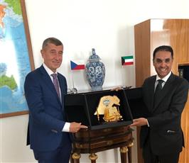 إشادة دولية بدور الكويت في استقرار المنطقة