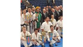 المنتخب الكويتي لـ«الكيوكوشن كان كاراتيه» يحرز المركز الثالث في «بطولة الكأس الأوروبية المفتوحة الـ11» ببريطانيا