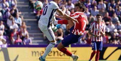 أتلتيكو مدريد يقع في فخ التعادل أمام بلد الوليد