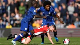 تشيلسي يضرب ساوثهامبتون برباعية في الدوري الإنجليزي