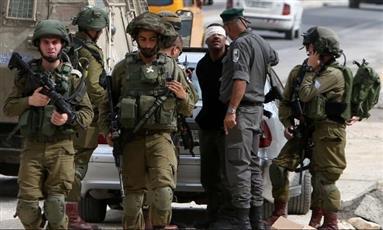 قوات الاحتلال تعتقل 16 فلسطينيًا في الضفة الغربية
