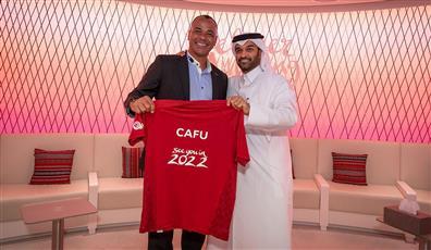 الأسطورة البرازيلية كافو: العالم ينتظر حدثًا استثنائيًا عام 2022 في قطر