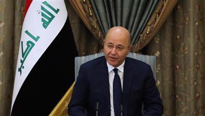 الرئيس العراقي يدعو لإجراء تعديل وزاري يمهد لإصلاحات شاملة