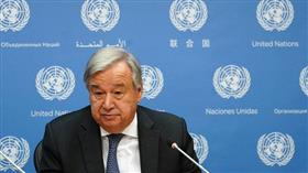 الأمين العام للأمم المتحدة يدعو لضبط النفس بشمال شرقي سوريا