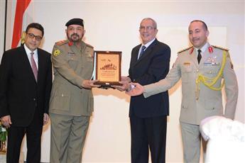 تكريم اللواء محمد الخضر