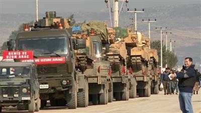 «الدفاع التركية»: استكملنا الاستعدادات لعملية عسكرية بسوريا