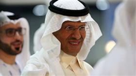 وزير الطاقة السعودي يبحث استقرار سوق النفط مع وزير التنمية الاقتصادية الروسي