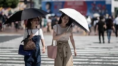 الحر الشديد يتسبب بوفاة أكثر من 100 شخص في اليابان
