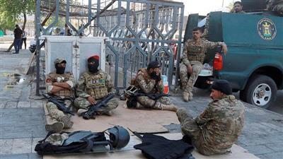 العراق.. قتيل وإصابات بصفوف قوات الأمن في هجوم بمدينة الصدر