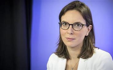 أميلي دو مونشالان وزيرة شؤون الاتحاد الأوروبي في فرنسا