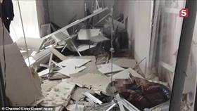 مصرع «لص منحوس» أثناء محاولته تفجير صراف آلي لسرقته