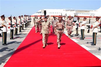 اجتماع عسكري خليجي في مسقط بمشاركة قطر