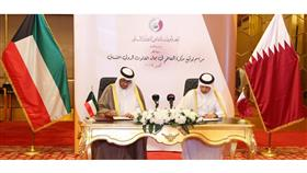 تفاهم كويتي قطري لتطبيق القواعد القانونية الدولية الإنسانية