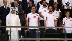 سفير الكويت لدى الاردن عزيز الديحاني