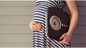 كيف تضبط الحامل الوزن الزائد؟