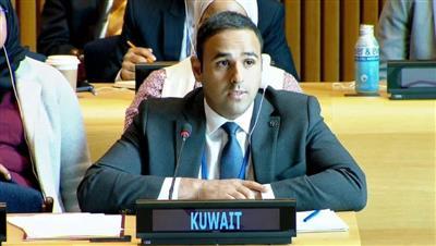 الكويت تطالب بمضاعفة تقديم المساعدات الإنسانية للشعوب المنكوبة