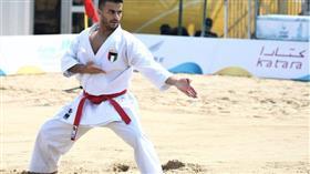 كويتيان يتأهلان لنهائيات منافسات الكاراتيه «كاتا» بدورة الالعاب الشاطئية بقطر