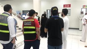 العاملون بـ«الطيران المدني» يعتصمون احتجاجًا على «نظام النوبة»