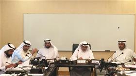 اجتماع لجنة محافظة العاصمة بالمجلس البلدي برئاسة الدكتور حسن كمال