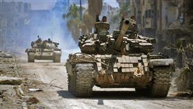 قوات النظام السوري تدخل تل تمر بريف الحسكة ومدينتي منبج وعين العرب بريف حلب