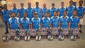 أبطال الكويت يحصدون 7 ميداليات بنهاية بطولة العالم للدراجات المائية.. و«بوربيع» يدخل «غينيس» بـ 23 ذهبية