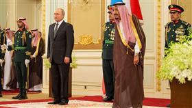 الملك سلمان: العمل مع روسيا لتحقيق الأمن ومحاربة الإرهاب