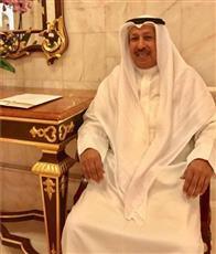 نصار الخمسان: قصائد محبة بعودة سمو الأمير معافى