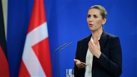 رئيسة الوزراء الدنماركية ميتي فريدريكسن