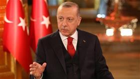 أردوغان: نعلن إنشاء منطقة آمنة في سوريا على مساحة 444 كيلومترا