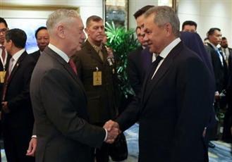 وزيرا الدفاع الروسي والأمريكي يبحثان الوضع في سوريا