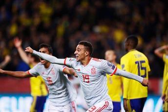 إسبانيا تتأهل لـ«يورو 2020» بتعادل قاتل أمام السويد