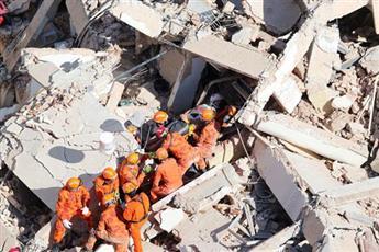 مقتل شخص على الأقل إثر انهيار مبنى سكني شمال البرازيل
