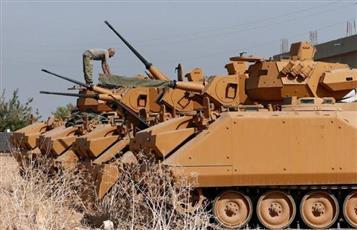 تركيا تعتقل 24 شخصًا لمعارضتهم الهجوم على سوريا