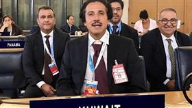 سفير الكويت الشيخ عزام الصباح يترأس وفد الكويت في احتفالات منظمة (فاو)