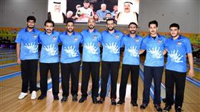 منتخب البولينغ الكويتي للرجال
